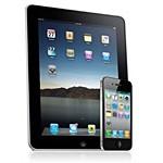 ipad and iphone